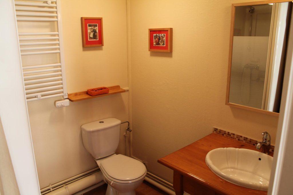 salle de bain gite riesling route des vins alsace