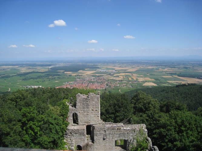 chateau kintzheim